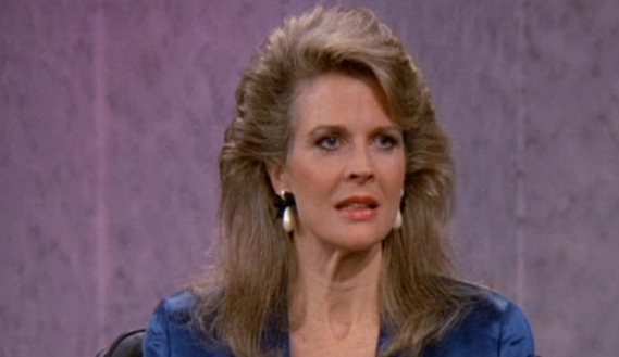 Murphy Brown, Washington Reporter